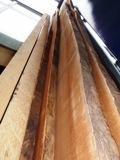 Holz massiv Aningre+Mahagoni